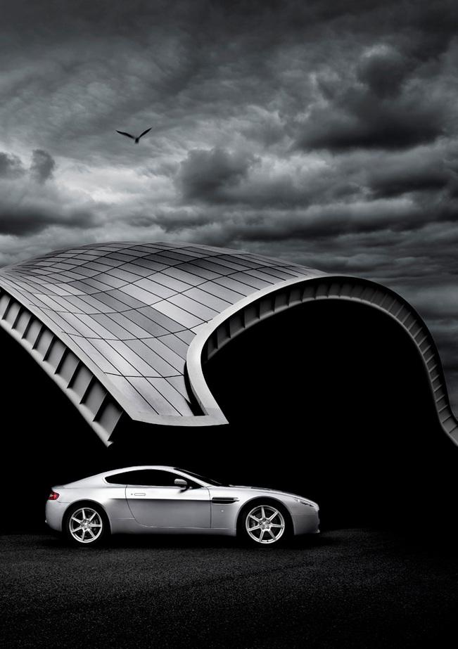 Aston Martin Art